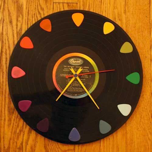 musician clock