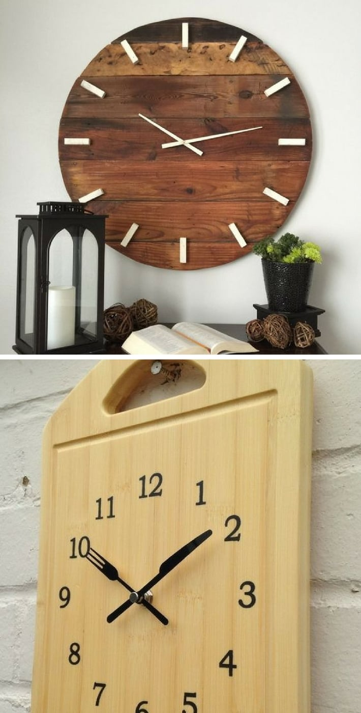 clocks diy