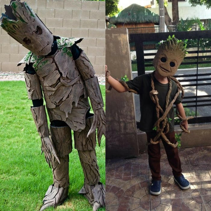 halloween costumes for kids-gargadians
