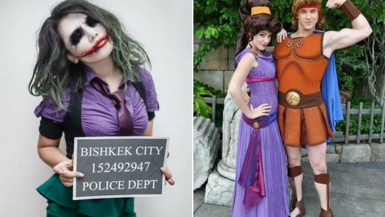 25 Halloween costume ideas and DIY