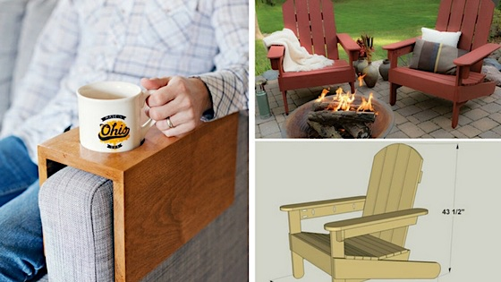 woodworking projects diy for home ideas