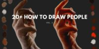 20+ how to draw people