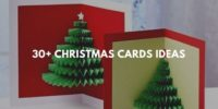 30+ Christmas cards ideas