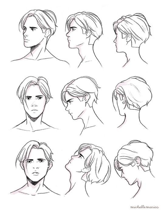 how to draw hair for you
