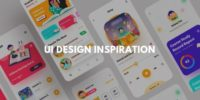 Ui design inspiration for your projects