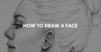 30+ how to draw a face – for beginners and pro