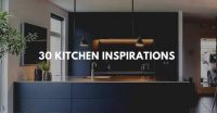 30 kitchen inspirations for your  interior